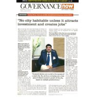 Governance Now - May- 2018