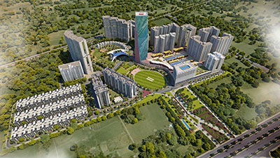 Paarth Republic Group Housing