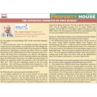 Ashok Verma Sir - property hpuse-union budget