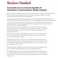 Business Standard 20092019