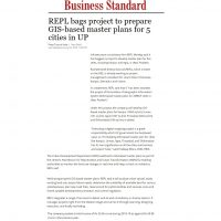 Business Standard - GIS Project - REPL