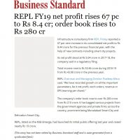 Business Standard - REPL