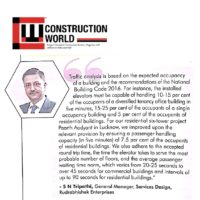 Construction world August 2017