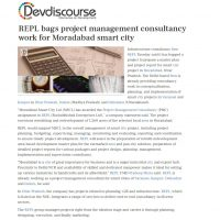 Devdiscourse - Moradabad Smart city - REPL