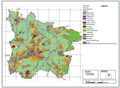 Master Plan 4 Towns-Odisha