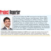 Project Reporter- Mr Pradeep Misra-CMD-REPL