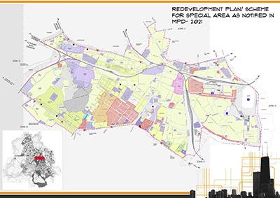 Redevlopement Plan