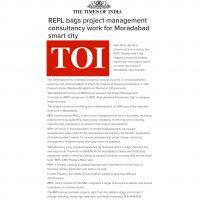 TOI - Moradabad Smart city-REPL