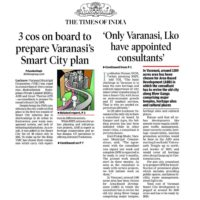 TOI Varanasi edition