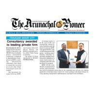 The Arunachal Pioneer edited
