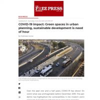 Thumbnail - Covid19 thrust for Green Spaces - Free Press Journal