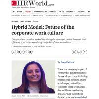 Thumbnail - ET HR World - Hybrid Work Model