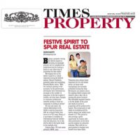 Thumbnail - Festive Spirit to Spur RE - Times Property, Raipur