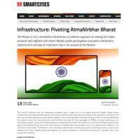 Thumbnail - Infrastructure_Pivoting AtmaNirbhar Bharat