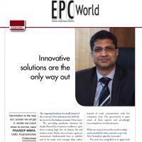 Thumbnail - Macro-Economic Revival & Infrastructure - EPC World