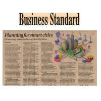 Thumbnail - Planning for the Smart Cities - Business Standard