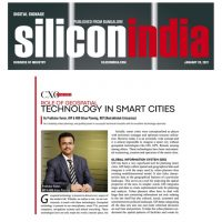 Thumbnail - Role of Geospatical in Smart Cities - Silicon India Magazine