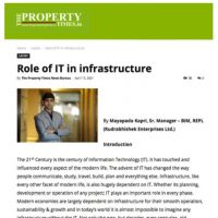 Thumbnail - Role of IT in Infra