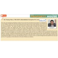 property house - CMD sir-Union budget